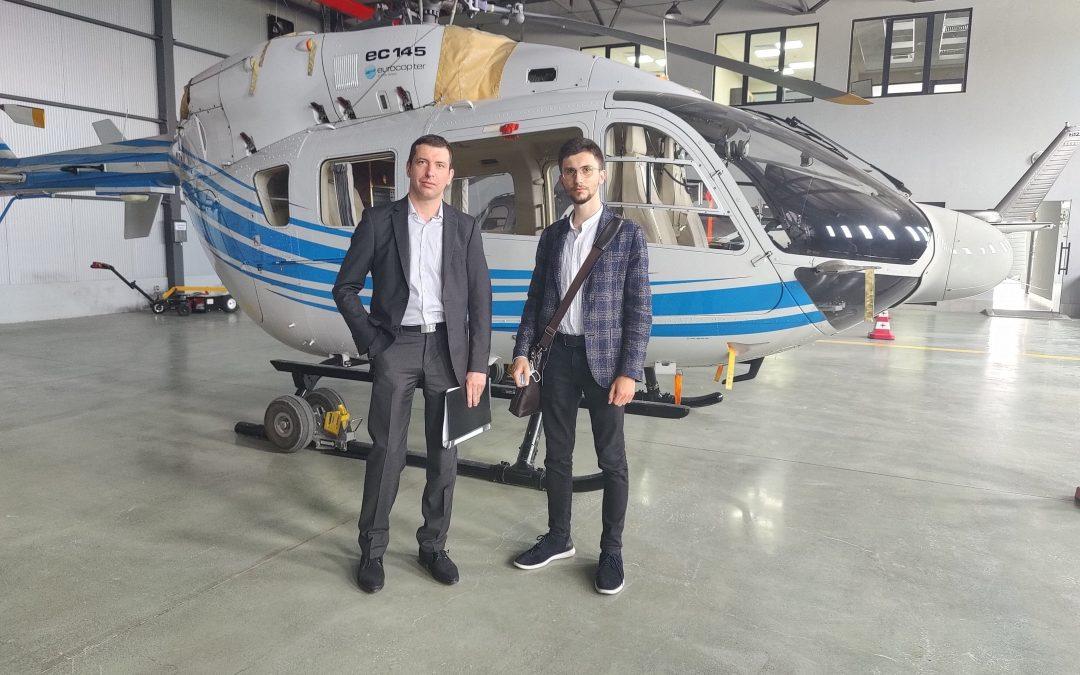 AVIASERVICE — Грузинська туристична авіакомпанія підтвердила відповідність вимогам AS/EN 9100 та ISO 9001