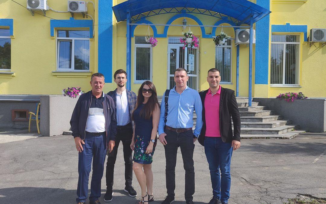 Сертифікаційний аудит на підприємстві АТ «Вінницягаз»